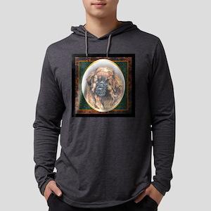 8LB0014x4 Mens Hooded Shirt