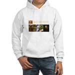 Rossetti Banner Hooded Sweatshirt