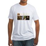 Rossetti Banner Fitted T-Shirt
