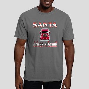 3-blackxmasshirt Mens Comfort Colors Shirt