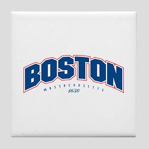 Boston 1630 Tile Coaster