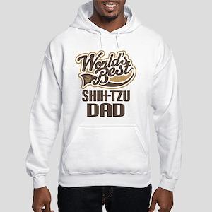 Shi-Tzu Dad Hooded Sweatshirt