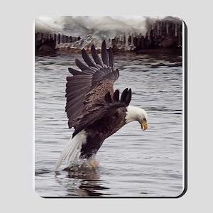 Striking Eagle Mousepad