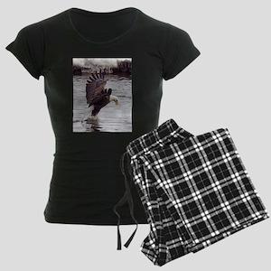 Striking Eagle Women's Dark Pajamas