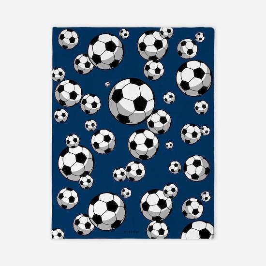 Soccer Twin Duvet