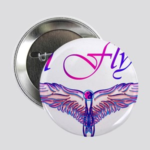 """I believe I can fly, iFly 2.25"""" Button"""