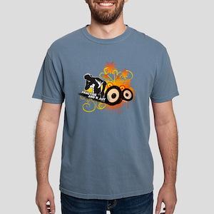 Official DJ Tutor Mens Comfort Colors Shirt