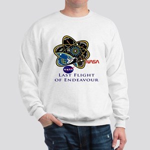 Last Flight of Endeavour Sweatshirt