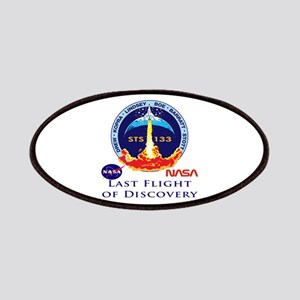 Last Flight of Discovery Patches