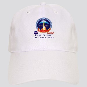 Last Flight of Discovery Cap
