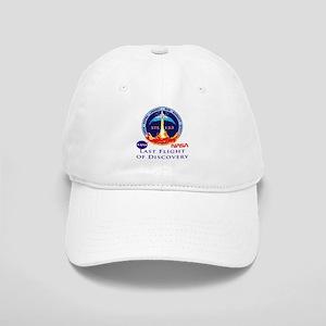 Last Flight of Discovery Cap