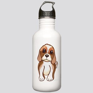 Cute beagle pup Stainless Water Bottle 1.0L
