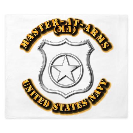 Navy - Rate - MA King Duvet