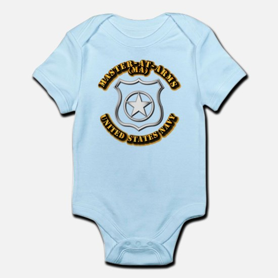 Navy - Rate - MA Infant Bodysuit