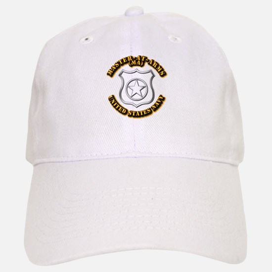 Navy - Rate - MA Baseball Baseball Cap