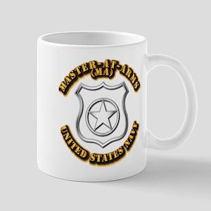 Navy - Rate - MA Mug