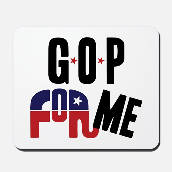 GOP For Me Mousepad