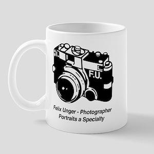 Felix Unger Photographer Mug