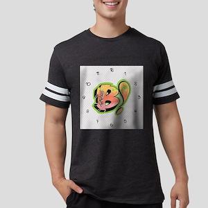 clock Mens Football Shirt