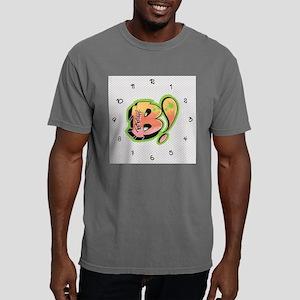 clock Mens Comfort Colors Shirt
