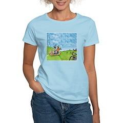 Winter Snow Women's Light T-Shirt