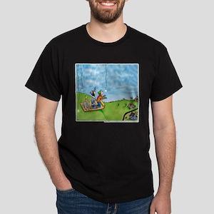 Winter Snow Dark T-Shirt