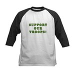 Support Our Troops_GN Kids Baseball Jersey