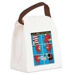 Holiday Diet Canvas Lunch Bag