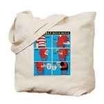 Holiday Diet Tote Bag