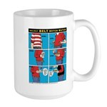 Holiday Diet Large Mug