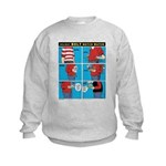Holiday Diet Kids Sweatshirt