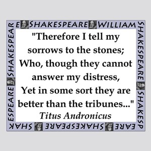 Therefore I Tell My Sorrows Posters