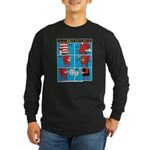 Holiday Diet Long Sleeve Dark T-Shirt