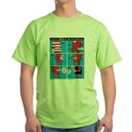Holiday Diet Green T-Shirt