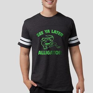 gvAlligator025 Mens Football Shirt