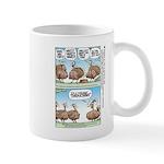 Thanksgiving Turkey Turducken Mug