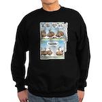 Thanksgiving Turkey Turducken Sweatshirt (dark)