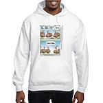 Thanksgiving Turkey Turducken Hooded Sweatshirt