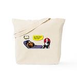 Thanksgiving Turkey Shrink Tote Bag