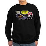 Thanksgiving Turkey Shrink Sweatshirt (dark)