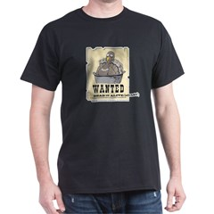 Thanksgiving Turkey Wanted T-Shirt