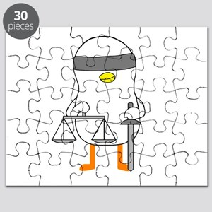 Lady Justice Puzzle
