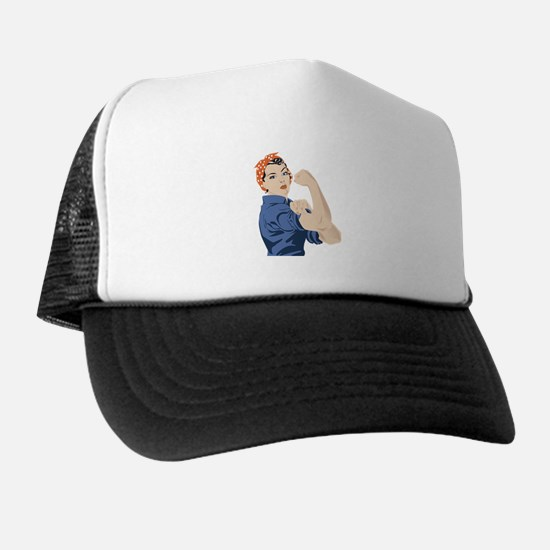 Sisters can do it Trucker Hat