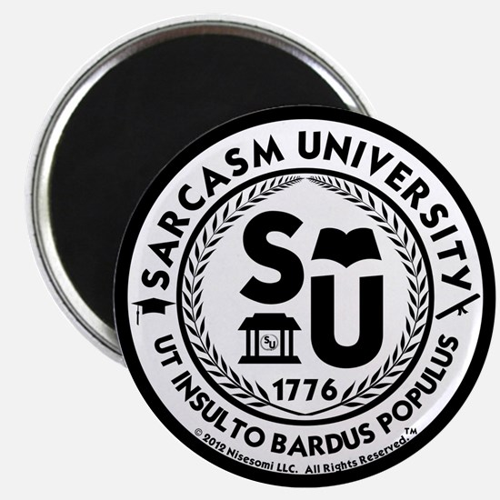 Sarcasm University (S) Magnet