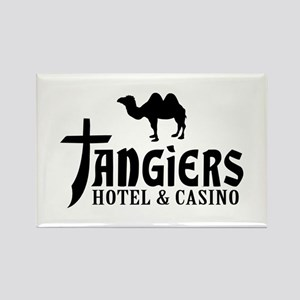 Tangiers Casino Rectangle Magnet