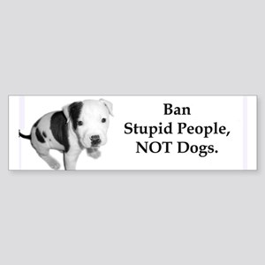 Fight BSL Bumper Sticker