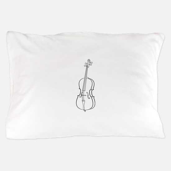 Cello Pillow Case
