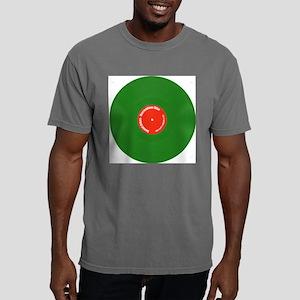 record greenred2 Mens Comfort Colors Shirt