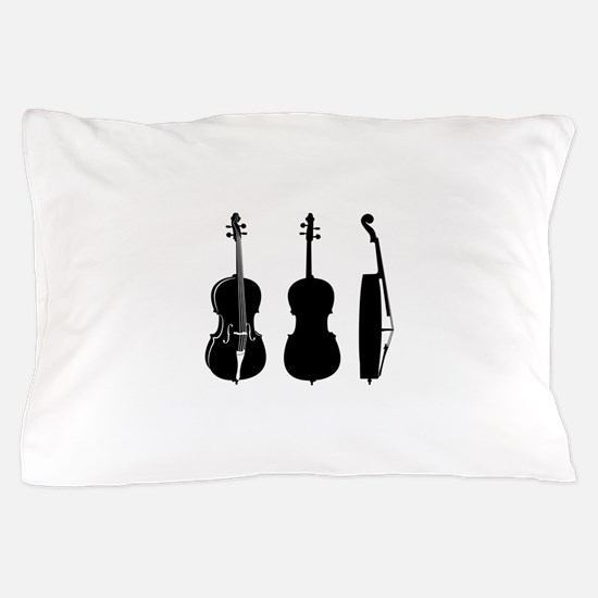 Cellos Pillow Case