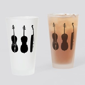 Cellos Drinking Glass